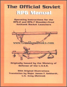 The Official Soviet RPG Manual
